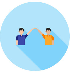 Community collaboration vector