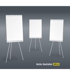 Paperboards vector