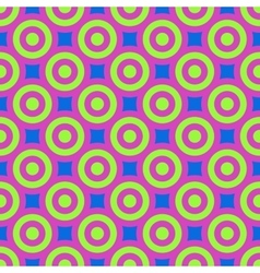 Polka dot geometric seamless pattern 4408 vector image vector image