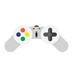 Gaming Joystick Icon vector image