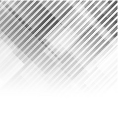 lines abstract on gray background vector image