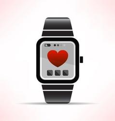 Wearable love vector