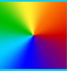 bright multicolor background vector image vector image