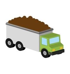 car isometric vehicle icon vector image
