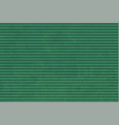 Green metal background with pattern vector