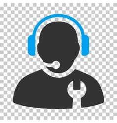 Service Operator Icon vector image