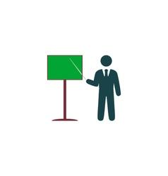 Teacher Icon vector