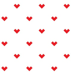 Romance seamless pattern with stylized vector image