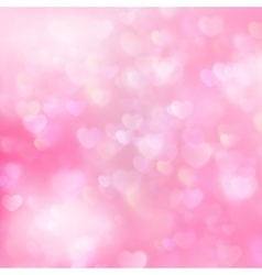 Valentines day abstract backdrop eps 10 vector