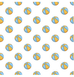 Ball pattern seamless vector
