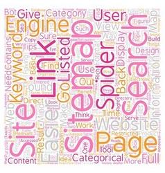 JP sitemap 101 text background wordcloud concept vector