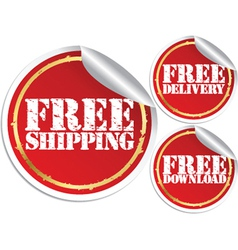 Free shipping free delivery and free download vector image