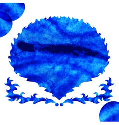 decorative seashell vector image