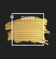 Quote text bubble commas note message and comment vector