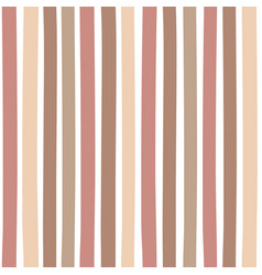 Seamless pattern with vertical stripes vector