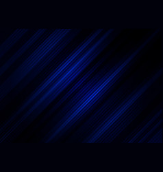Abstract black and blue color background with vector