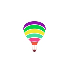 Air balloon Icon vector image