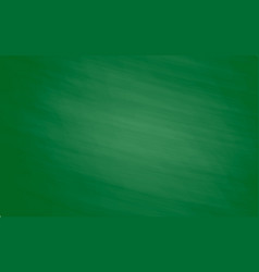 Green chalk board for design vector
