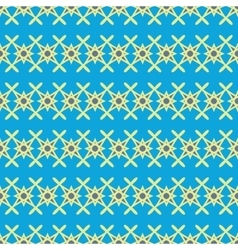 Stars geometric seamless pattern 4106 vector image