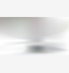 white abstract blurred background vector image