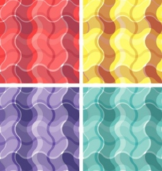 plaid patterns vector image vector image