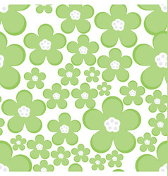 abstract paint seamless pattern vector image vector image