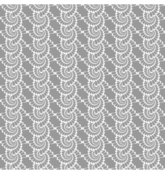 Design seamless monochrome helix vertical pattern vector image