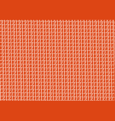 Chained pattern vector