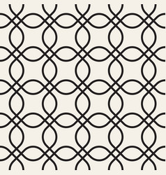 seamless pattern abstract geometric vector image vector image