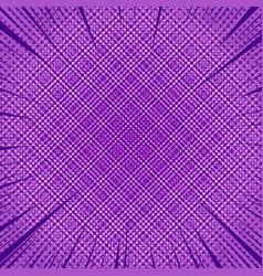 purple comic elegant template vector image