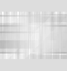 grey tech geometric minimal abstract background vector image