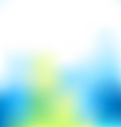 bluelight background vector image vector image