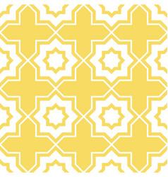morocco seamless design pattern vector image