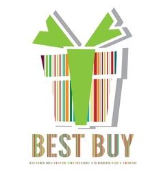 Best buy label vector