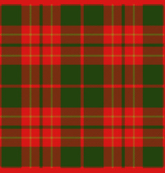 Christmas tartan plaid seamless pattern vector
