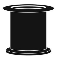 female condom icon simple style vector image