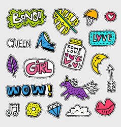 Patch collection vector