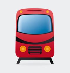 transport design icom ilstration vector image