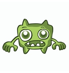 Wide monster collection cartoon for kids vector image vector image