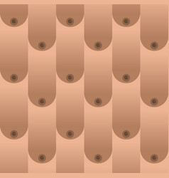 bosom african american background boobs texture vector image