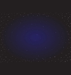 galaxy star background vector image