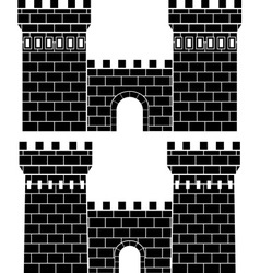 Two gates vector