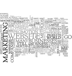 your website on my forehead text word cloud vector image