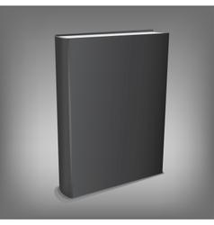 black book vector image