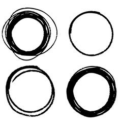 Circle 04 vector image