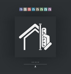 House measures vector