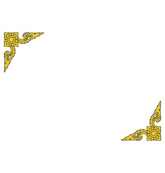 Line Thai vector image