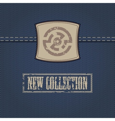new collection vector image