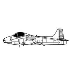 Bac jet provost vector