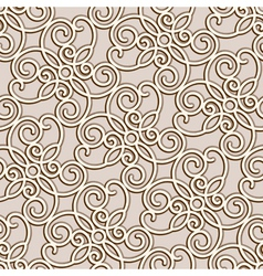 gSeamless lace pattern vector image vector image